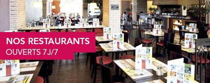 Restaurants Les Vergers de la Plaine Chambourcy