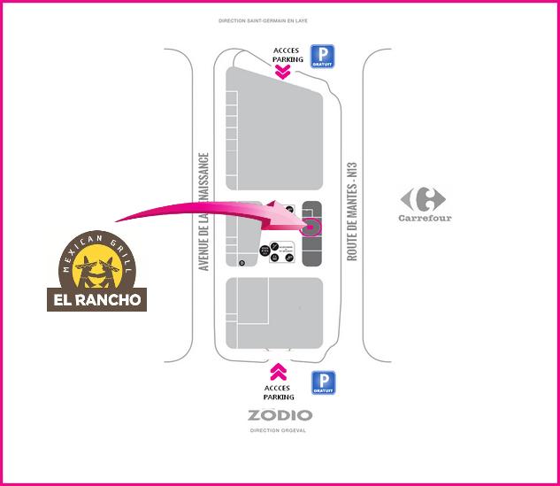 Plan El Rancho