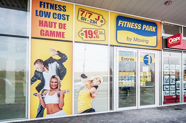 Fitness Park Les vergers de la Plaine