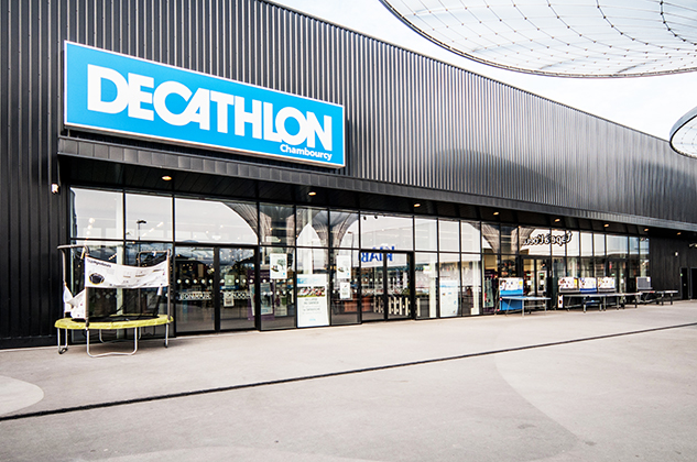 Decathlon Les Vergers de la Plaine