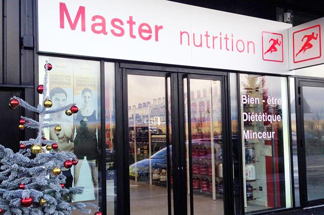 Master nutrition Les Vergers de la Plaine